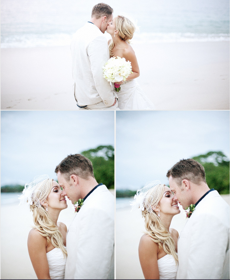 Costa Rica Weddings: Real Wedding- Staci & Cayce, Playa Conchal, Costa Rica